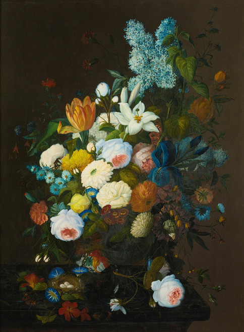 Art Prints of Floral Still Life by Severin Roesen