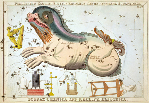 Art Prints of Psalterium Georgii by Sidney Hall
