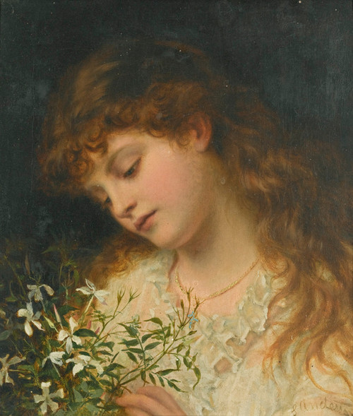 Art Prints of Jasmine by Sophie Anderson
