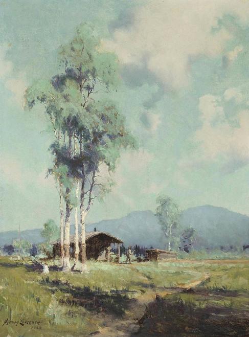 Art Prints of Alaskan Farmland by Sydney Laurence