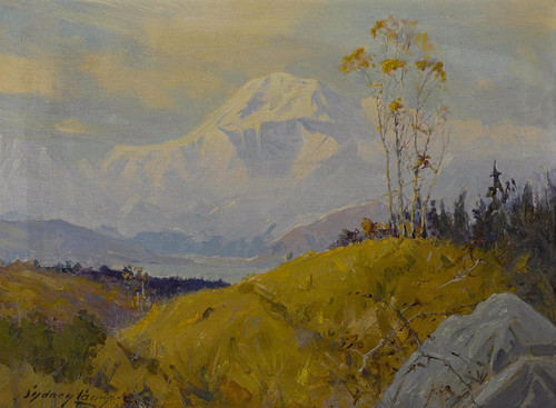 Art Prints of Mount McKinley XII by Sydney Laurence