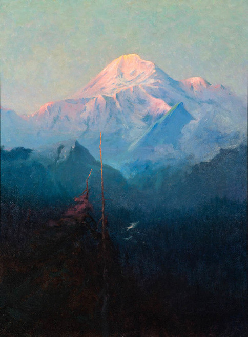 Art Prints of Mt. McKinley X by Sydney Laurence