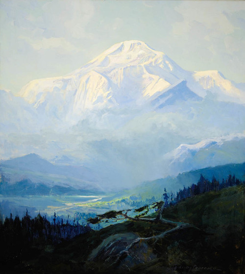 Art Prints of Mt. McKinley V by Sydney Laurence
