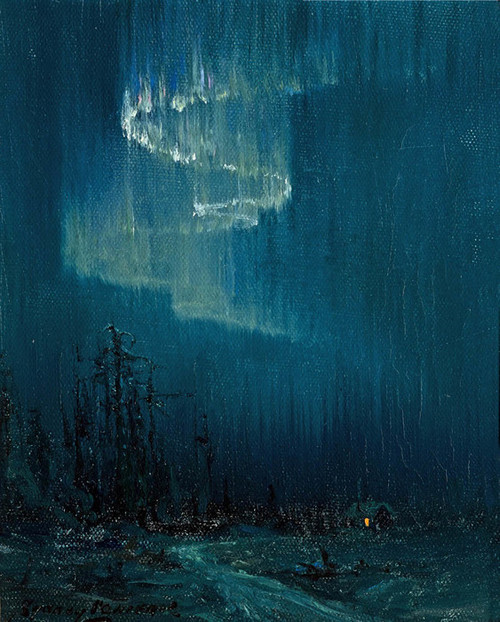 Art Prints of The Northern Lights, 1925 by Sydney Laurence