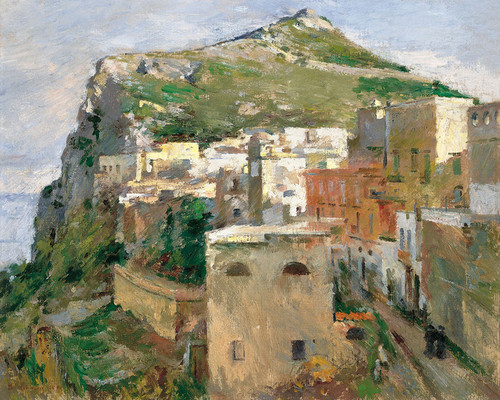 Art Prints of Capri by Theodore Robinson
