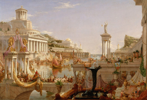Art Prints of The Consummation of Empire by Thomas Cole