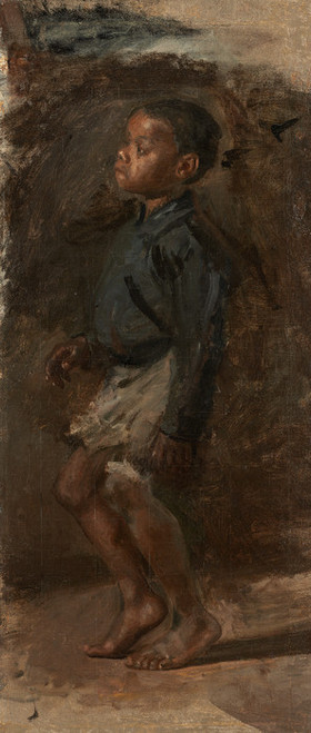 Art Prints of The Boy by Thomas Eakins