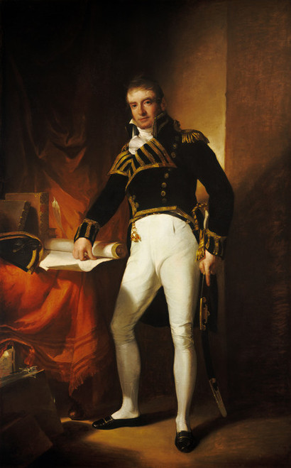 Art Prints of Captain Charles Stewart by Thomas Sully