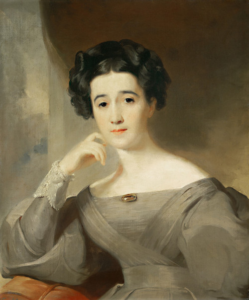 Art Prints of Mrs. William Griffin by Thomas Sully