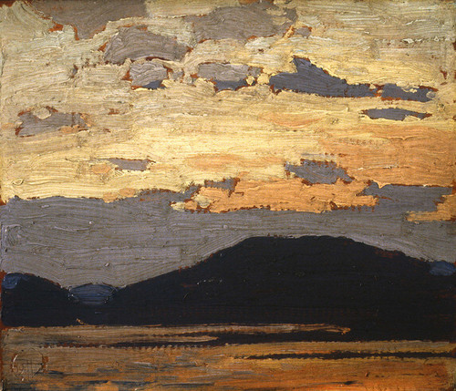 Art Prints of Landscape, Algonquin Park by Tom Thomson