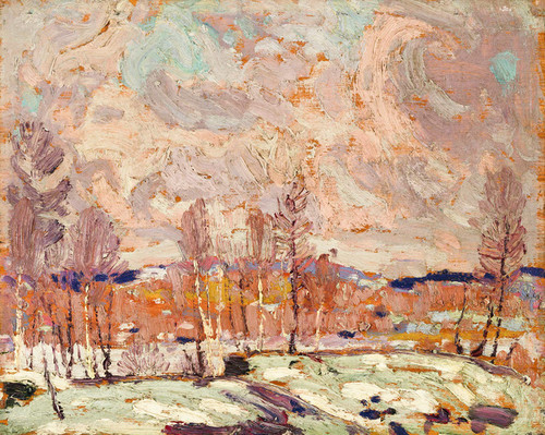 Art Prints of Spring Flood by Tom Thomson