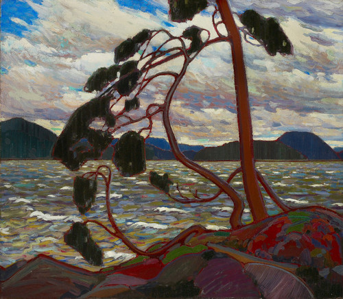 Art Prints of The West Wind by Tom Thomson