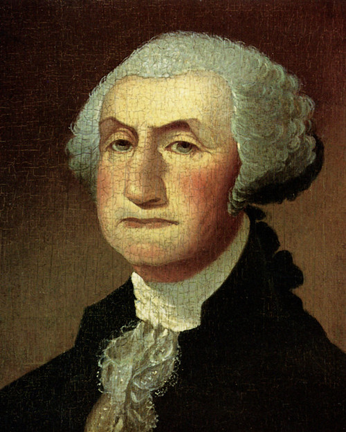Art Prints of George Washington by an Unknown Artist