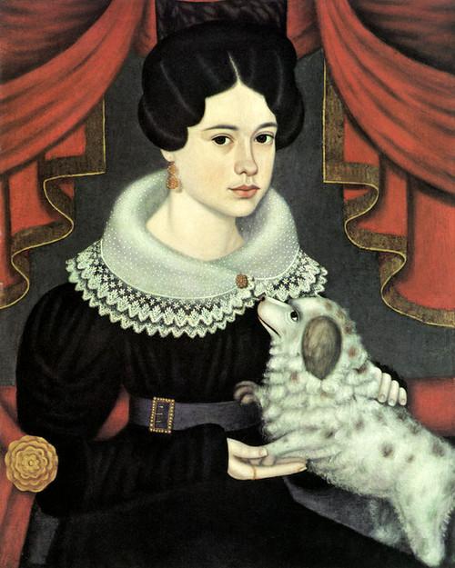 Art Prints of Mrs. Seth Wilkinson by an Unknown Artist