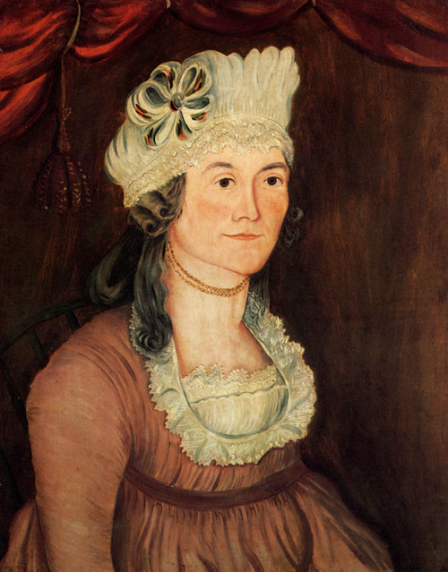 Art Prints of Woman from Farmington by an Unknown Artist