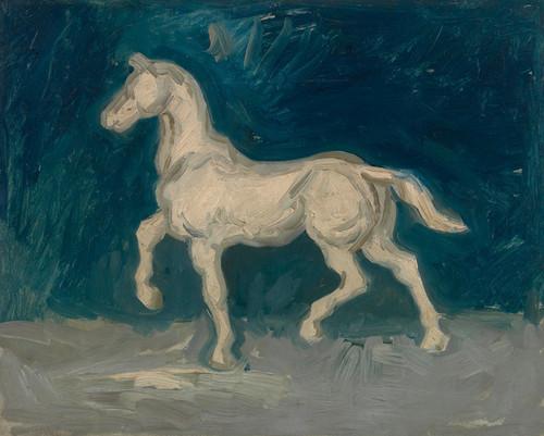 Art Prints of Horse by Vincent Van Gogh