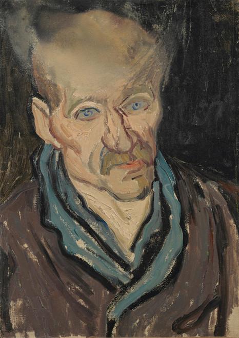 Art Prints of Portrait of a Man by Vincent Van Gogh