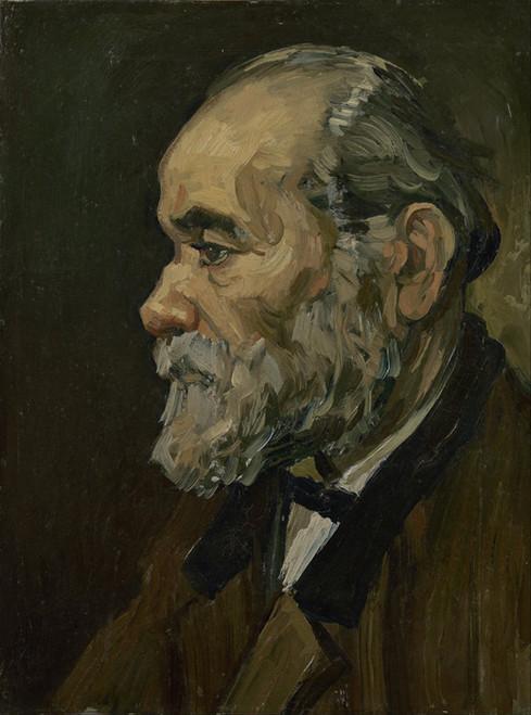 Art Prints of Portrait of an Old Man by Vincent Van Gogh