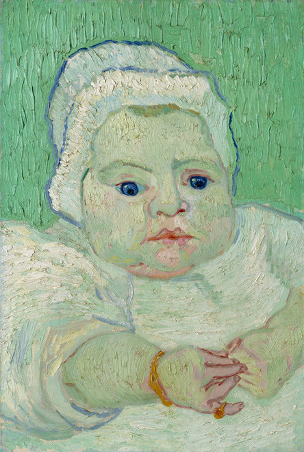 Art Prints of Roulin's Baby by Vincent van Gogh