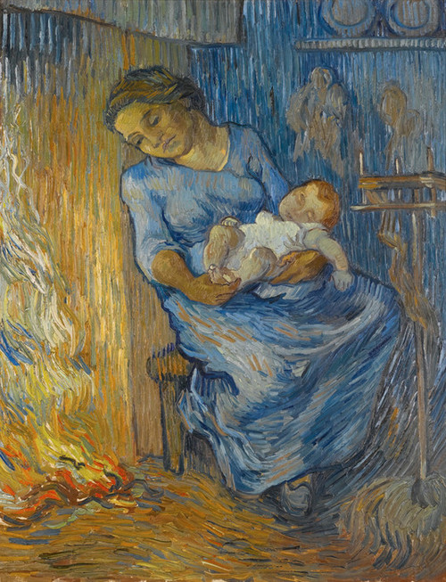 Art Prints of The Man is at Sea by Vincent Van Gogh