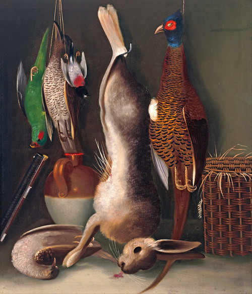 Art Prints of Still Life with Game by W. B. Gould