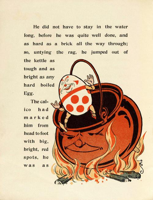 Art Prints of Humpty Dumpty, Page 8 by W.W. Denslow, Children's Book