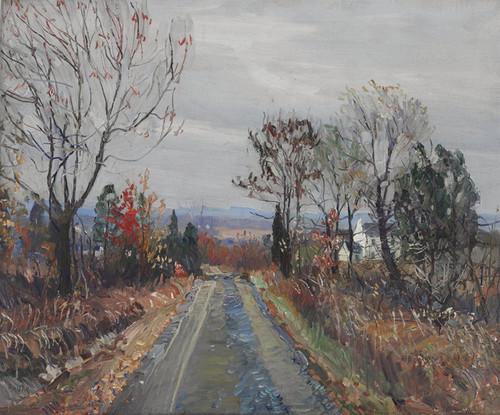 Art Prints of The Lane by Walter Baum
