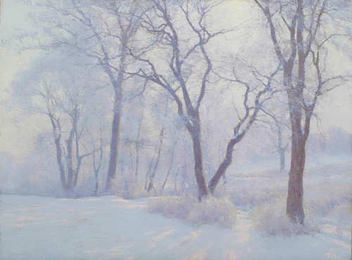 Art Prints of Hoar Frost by Walter Launt Palmer