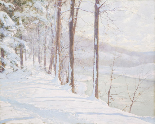 Art Prints of Morning Light by Walter Launt Palmer