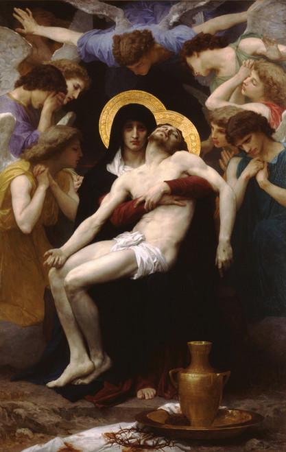 Art Prints of Pieta by William Bouguereau