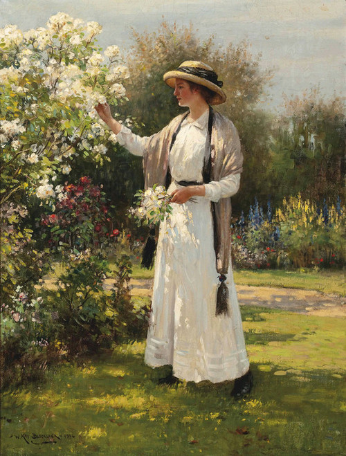 Art Prints of Summertime, 1914 by William Kay Blacklock