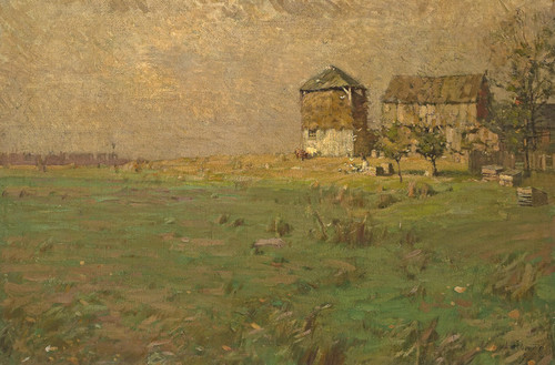 Art Prints of Farm Landscape by William Lathrop