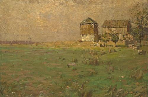 Art Prints of Farm Landscape by William Lathrop