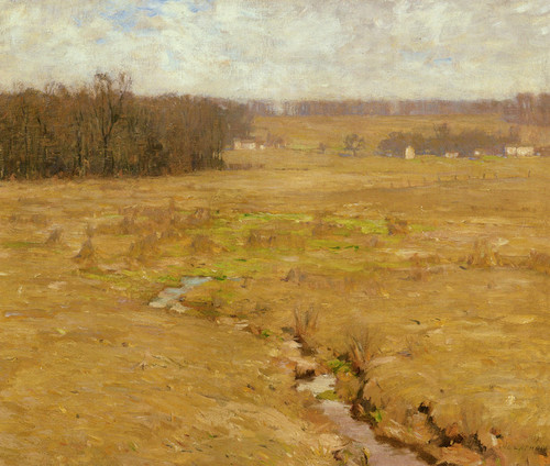 Art Prints of Early Spring, Primrose Valley by William Lathrop