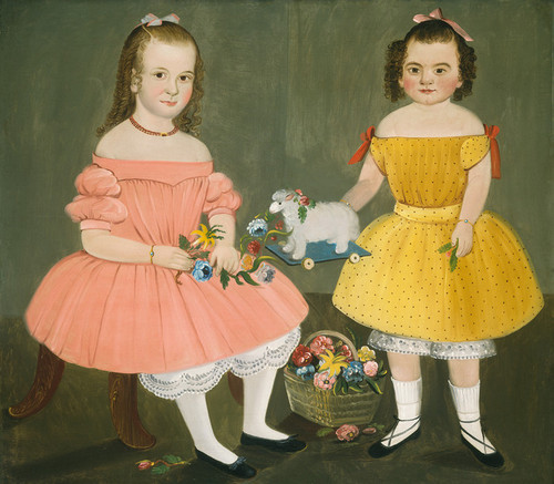 Art Prints of The Burnish Sisters by William Matthew Prior
