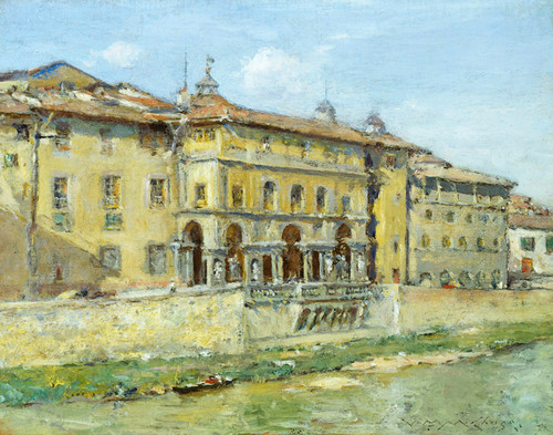 Art Prints of Florence by William Merritt Chase