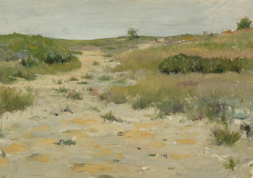 Art Prints of View of Shinnecock by William Merritt Chase