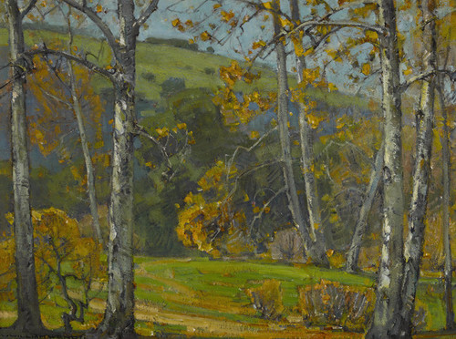 Art Prints of Laguna Canyon by William Wendt