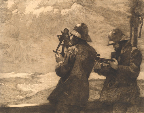 Art Prints of Eight Bells by Winslow Homer