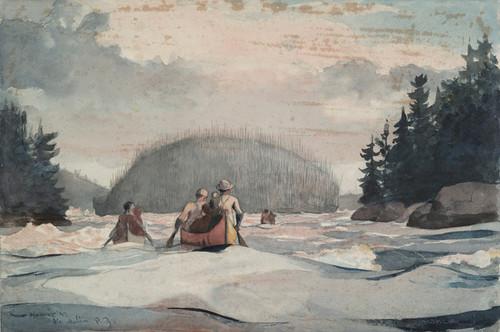 Art Prints of Isle Malin by Winslow Homer