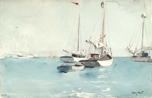 Art Prints of Key West by Winslow Homer