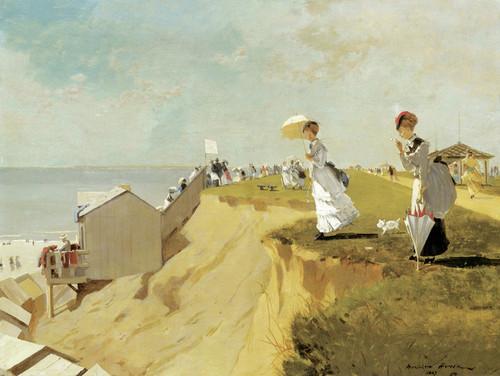 Art Prints of Long Brand New Jersey by Winslow Homer