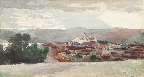 Art Prints of Santiago de Cuba by Winslow Homer