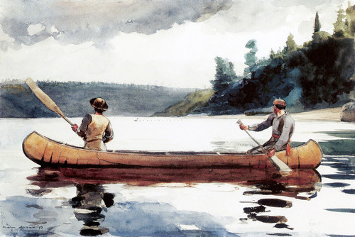 Art Prints of Young Ducks by Winslow Homer