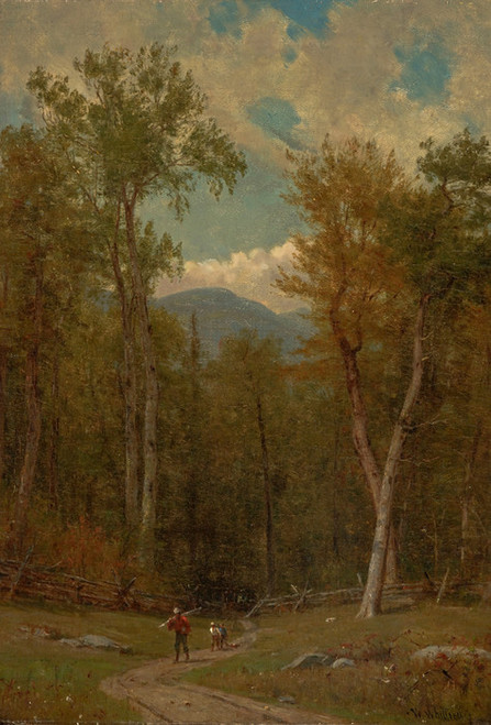 Art Prints of Landscape by Worthington Whittredge