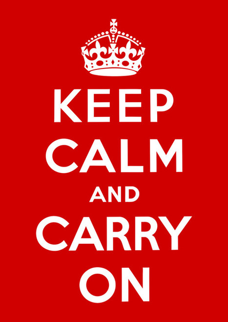 Art Prints of Keep Calm and Carry On, War & Propaganda Posters