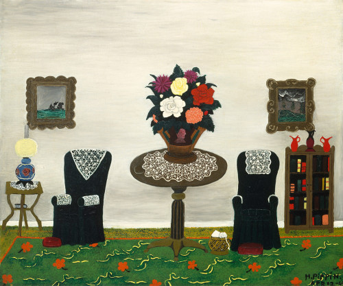Victorian Interior II by Horace Pippin | Fine Art Print