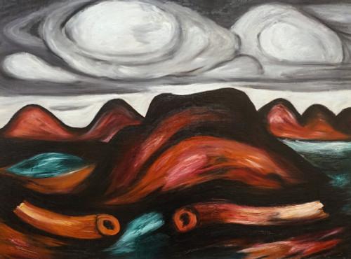 New Mexico Recollection No. 12 by Marsden Hartley | Fine Art Print