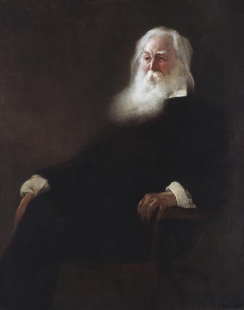 Walt Whitman by John White Alexander | Fine Art Print