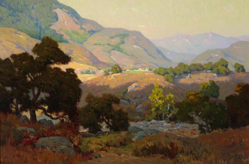 Art Prints of Hidden Valley by Elmer Wachtel